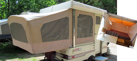 Pop up camper for rent #6