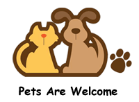 Pets Are Welcome