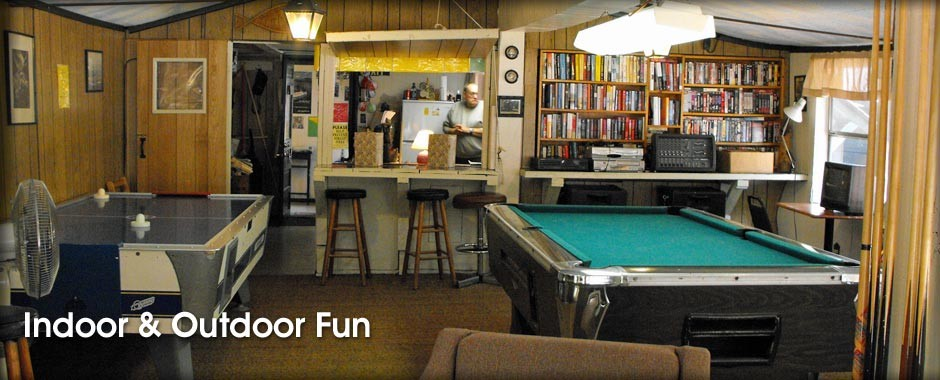Indoor and Outdoor fun